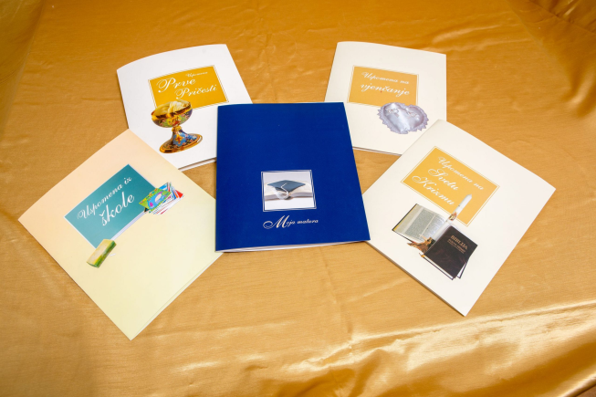 Foto albumi za posebne prigode i ostali proizvodi